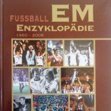 Coleccionismo deportivo: HARDY GRÜNE. - FUSSBALL EM ENZYKLOPÄDIE 1960-2008.#. Lote 154395896