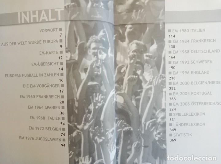 Coleccionismo deportivo: HARDY GRÜNE. - FUSSBALL EM ENZYKLOPÄDIE 1960-2008.# - Foto 3 - 154395896