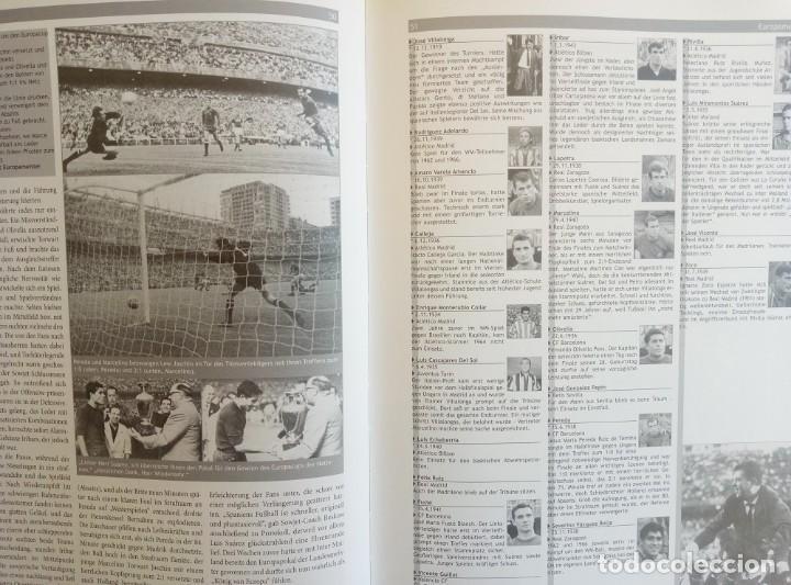 Coleccionismo deportivo: HARDY GRÜNE. - FUSSBALL EM ENZYKLOPÄDIE 1960-2008.# - Foto 6 - 154395896