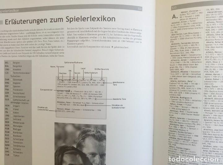 Coleccionismo deportivo: HARDY GRÜNE. - FUSSBALL EM ENZYKLOPÄDIE 1960-2008.# - Foto 7 - 154395896