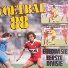 Coleccionismo deportivo: ALBUM PANINI. - VOETBAL 88.#. Lote 150275542