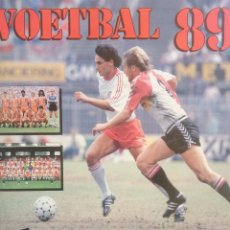 Coleccionismo deportivo: ALBUM PANINI. - VOETBAL 89.#. Lote 150276122