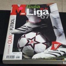 Coleccionismo deportivo: GUIA DE LA LIGA 2007, MARCA, POCO USO GASTOS ENVIO INCLUIDOS. Lote 150481630