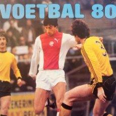 Coleccionismo deportivo: ALBUM PANINI. - VOETBAL 80 - (COL. COMPLETA). Lote 150841802