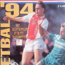 Coleccionismo deportivo: ALBUM PANINI. - VOETBAL 94 - (COL. COMPLETA). Lote 150841886