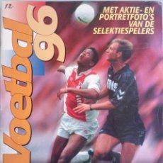 Coleccionismo deportivo: ALBUM PANINI. - VOETBAL 96 - (COL. COMPLETA). Lote 150842026
