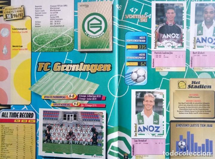 Coleccionismo deportivo: ALBUM PANINI. - VOETBAL 98 - (Col. Completa) # - Foto 3 - 150842198