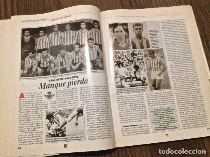 Coleccionismo deportivo: Época. Enciclopedia futbol español - Foto 2 - 150974602