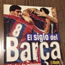 Coleccionismo deportivo: FC BARCELONA. 100 ESP MUNDO DEPORTIVO COMPLETO. Lote 150978558