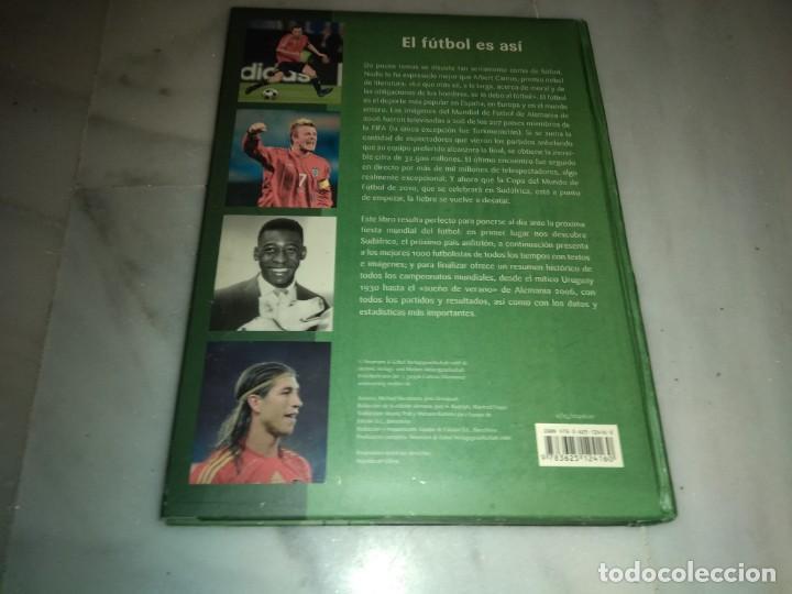 Coleccionismo deportivo: EL FÚTBOL ES ASI LOS 1000 MEJORES JUGADORES DEL MUNDO - Foto 3 - 151647790