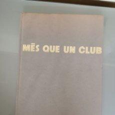 Coleccionismo deportivo: LIBRO 75 AÑOS DEL F. C. BARCELONA DESTINO 1975 CATALA. Lote 152033020