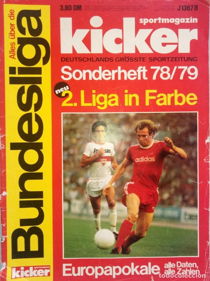 Bundesliga 78/ 79