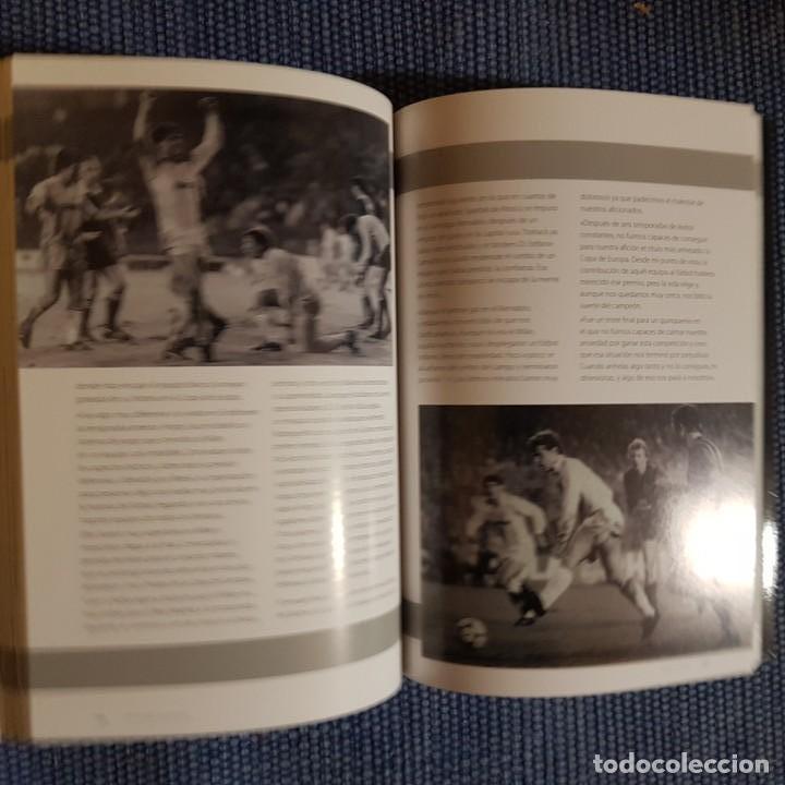 Coleccionismo deportivo: Corazones blancos. Ronaldo, Butragueño, Amancio, Gento * Real Madrid - Foto 3 - 152965622