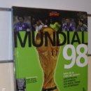 Coleccionismo deportivo: MUNDIAL 98 FRANCIA - COLECCION SPORT - EDICIONES B OCASION. Lote 153064298
