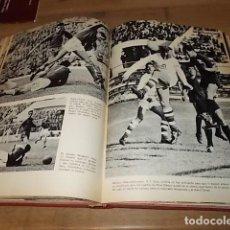 Coleccionismo deportivo: CAMPEONATO MUNDIAL DE FÚTBOL.CHILE,1962. INTRODUCCIÓN KUBALA. ED. VERGARA. 1ª EDICIÓN 1962. UNA JOYA. Lote 153241654