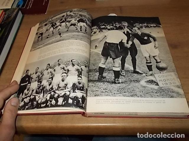 Coleccionismo deportivo: CAMPEONATO MUNDIAL DE FÚTBOL.CHILE,1962. INTRODUCCIÓN KUBALA. ED. VERGARA. 1ª EDICIÓN 1962. UNA JOYA - Foto 7 - 153241654