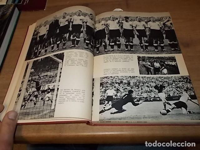 Coleccionismo deportivo: CAMPEONATO MUNDIAL DE FÚTBOL.CHILE,1962. INTRODUCCIÓN KUBALA. ED. VERGARA. 1ª EDICIÓN 1962. UNA JOYA - Foto 11 - 153241654