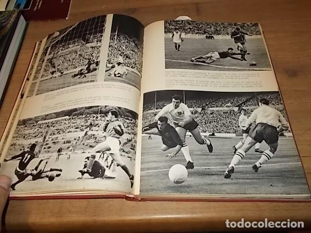 Coleccionismo deportivo: CAMPEONATO MUNDIAL DE FÚTBOL.CHILE,1962. INTRODUCCIÓN KUBALA. ED. VERGARA. 1ª EDICIÓN 1962. UNA JOYA - Foto 15 - 153241654