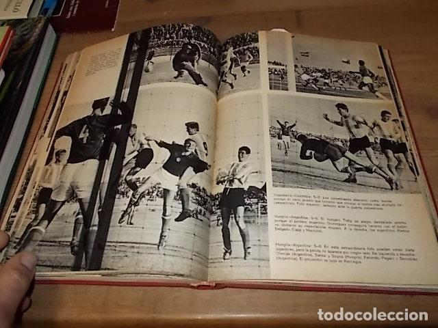 Coleccionismo deportivo: CAMPEONATO MUNDIAL DE FÚTBOL.CHILE,1962. INTRODUCCIÓN KUBALA. ED. VERGARA. 1ª EDICIÓN 1962. UNA JOYA - Foto 25 - 153241654