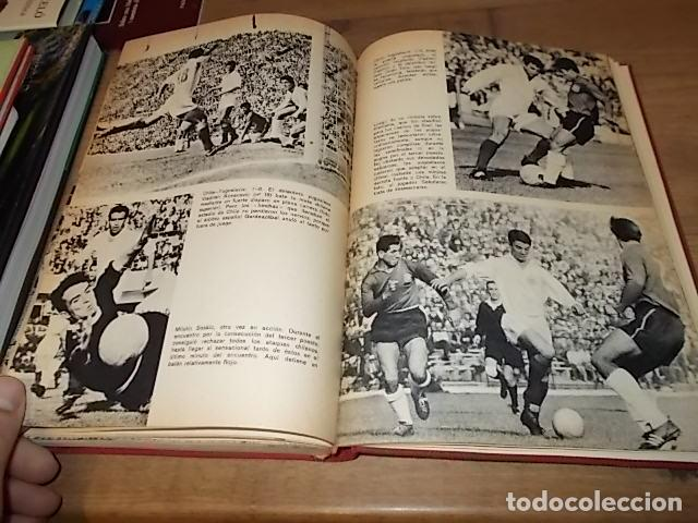 Coleccionismo deportivo: CAMPEONATO MUNDIAL DE FÚTBOL.CHILE,1962. INTRODUCCIÓN KUBALA. ED. VERGARA. 1ª EDICIÓN 1962. UNA JOYA - Foto 34 - 153241654
