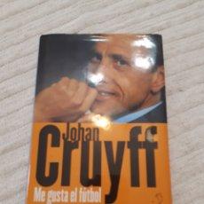 Coleccionismo deportivo - Johan Cruyff Me gusta el fútbol. RBA - 155608738