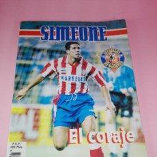 Coleccionismo deportivo: LIBRO-ESTRELLAS DE PRIMERA-SIMEONE-BENGALA-1995-VER FOTOS. Lote 153955362