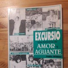 Coleccionismo deportivo: CLUB ATLETICO EXCURSIONISTAS BUENOS AIRES BELGRANO FUTBOL ARGENTINA REVISTA LIBRO. Lote 154974926