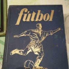 Coleccionismo deportivo: ENCICLOPEDIA DEL FUTBOL 1950-1951. Lote 154977436