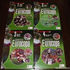 Coleccionismo deportivo: HISTORIA EUROCOPA DIARIO AS. Lote 155272506