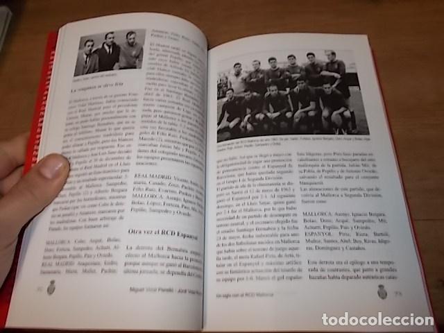 Coleccionismo deportivo: UN SIGLO CON EL R.C.D. MALLORCA ( 1916 - 2016 ). MIGUEL VIDAL PERELLÓ / JORDI VIDAL. VER FOTOS. - Foto 12 - 228344430