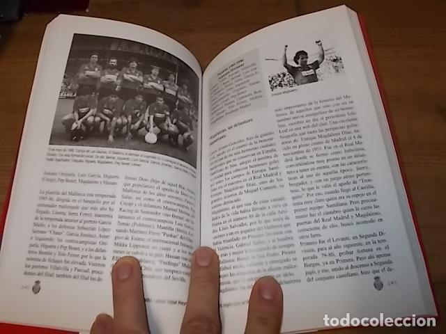Coleccionismo deportivo: UN SIGLO CON EL R.C.D. MALLORCA ( 1916 - 2016 ). MIGUEL VIDAL PERELLÓ / JORDI VIDAL. VER FOTOS. - Foto 16 - 228344430