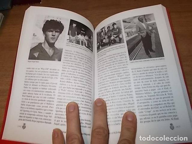 Coleccionismo deportivo: UN SIGLO CON EL R.C.D. MALLORCA ( 1916 - 2016 ). MIGUEL VIDAL PERELLÓ / JORDI VIDAL. VER FOTOS. - Foto 17 - 228344430
