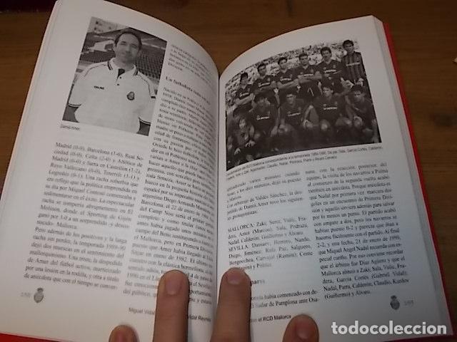 Coleccionismo deportivo: UN SIGLO CON EL R.C.D. MALLORCA ( 1916 - 2016 ). MIGUEL VIDAL PERELLÓ / JORDI VIDAL. VER FOTOS. - Foto 18 - 228344430