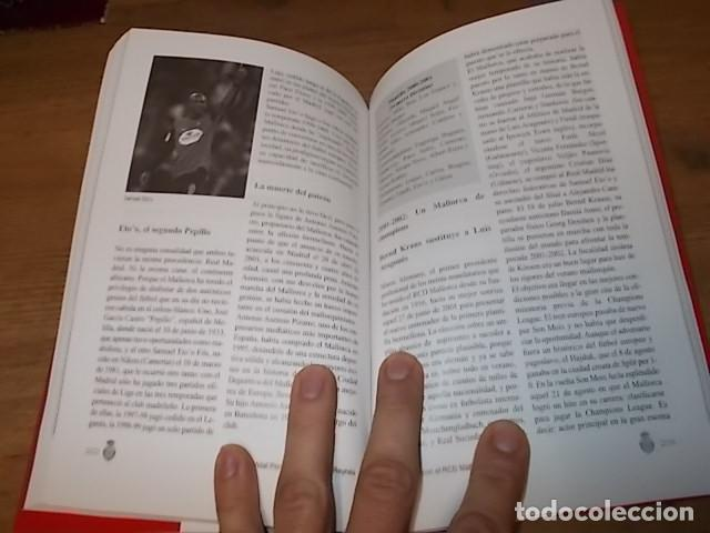 Coleccionismo deportivo: UN SIGLO CON EL R.C.D. MALLORCA ( 1916 - 2016 ). MIGUEL VIDAL PERELLÓ / JORDI VIDAL. VER FOTOS. - Foto 22 - 228344430