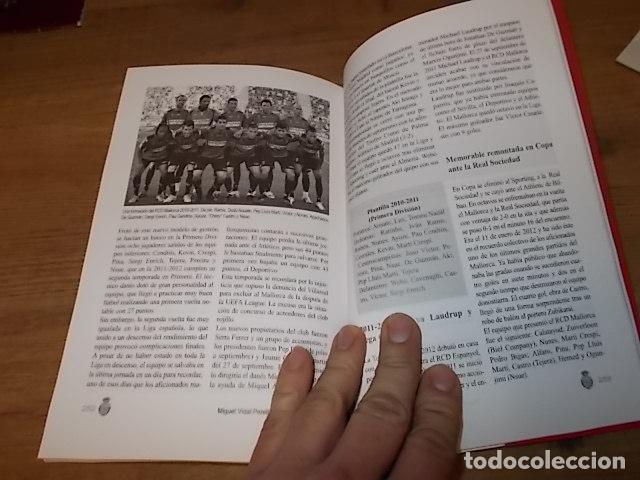 Coleccionismo deportivo: UN SIGLO CON EL R.C.D. MALLORCA ( 1916 - 2016 ). MIGUEL VIDAL PERELLÓ / JORDI VIDAL. VER FOTOS. - Foto 25 - 228344430