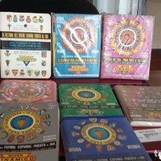 Coleccionismo deportivo: COLECCIÓN ANTIGUA ANUARIOS FÚTBOL 1960 -2000. Lote 155713446
