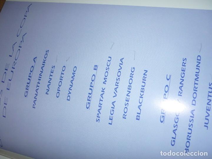 Coleccionismo deportivo: LIBRO OFICIAL TAPA DURA REAL MADRID 95.96 GMG MADRID - Foto 10 - 155969026