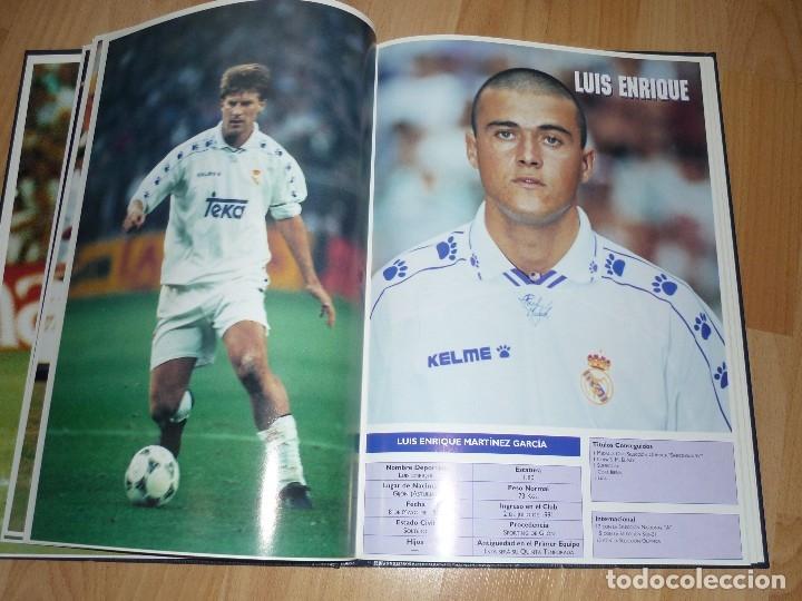 Coleccionismo deportivo: LIBRO OFICIAL TAPA DURA REAL MADRID 95.96 GMG MADRID - Foto 7 - 155969026