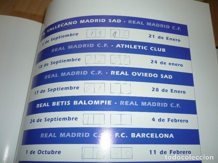 Coleccionismo deportivo: LIBRO OFICIAL TAPA DURA REAL MADRID 95.96 GMG MADRID - Foto 8 - 155969026