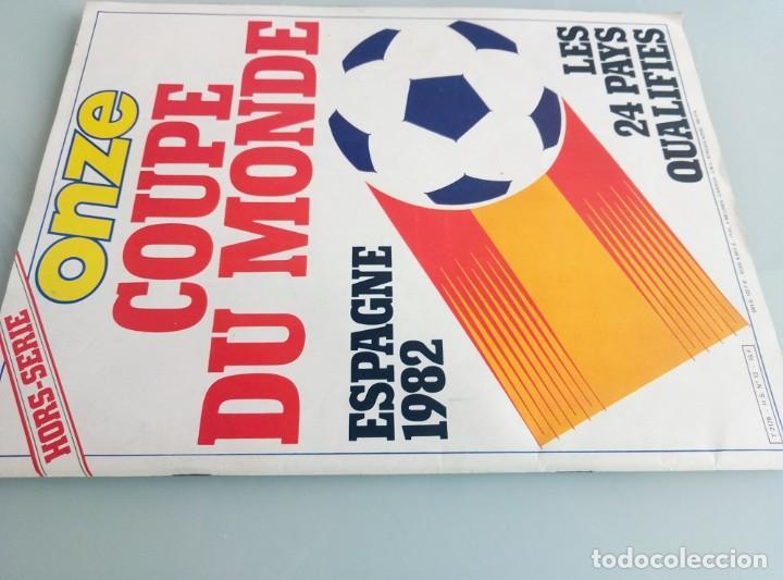 Coleccionismo deportivo: ONZE. - COUPE DU MONDE ESPAGNE 82.# - Foto 2 - 157503958