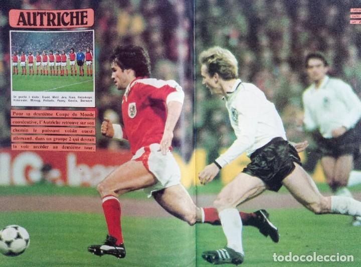 Coleccionismo deportivo: ONZE. - COUPE DU MONDE ESPAGNE 82.# - Foto 3 - 157503958