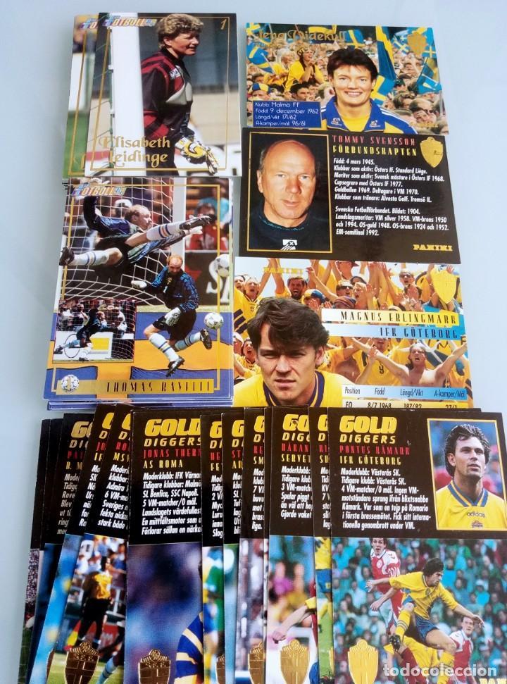 TRADING CARDS PANINI. - FOTBOLL 95.# (Coleccionismo Deportivo - Libros de Fútbol)