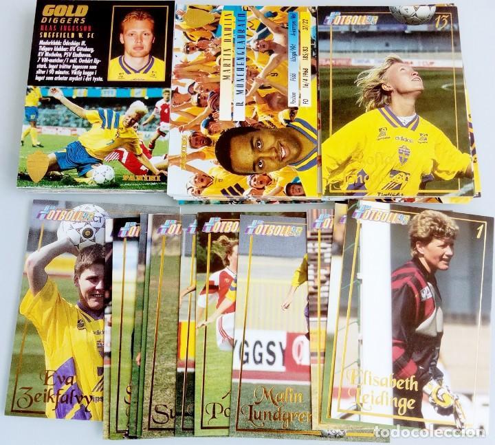 Coleccionismo deportivo: TRADING CARDS PANINI. - FOTBOLL 95.# - Foto 3 - 157824858