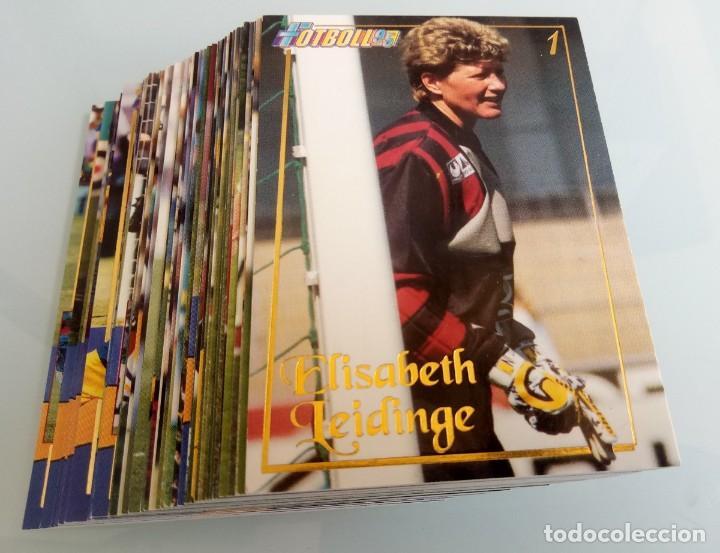 Coleccionismo deportivo: TRADING CARDS PANINI. - FOTBOLL 95.# - Foto 4 - 157824858