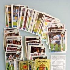 Coleccionismo deportivo: LOT STICKERS - PANINI LIGA 96/97. + 236 STICKERS.#. Lote 157826470