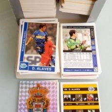 Coleccionismo deportivo: TRADING MUNDICROMO. - LAS FICHAS DE LA LIGA 2002. + 352 CARDS. #. Lote 157843106