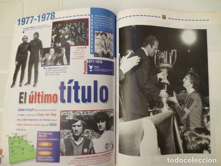 Coleccionismo deportivo: EL SIGLO DEL BARÇA - 100 AÑOS DE IMÁGENES - FC BARCELONA - LA VANGUARDIA - Foto 3 - 157937070