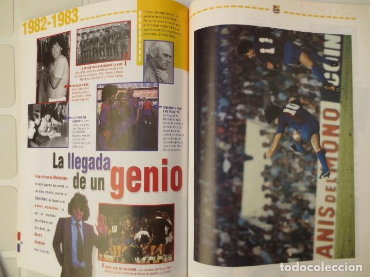Coleccionismo deportivo: EL SIGLO DEL BARÇA - 100 AÑOS DE IMÁGENES - FC BARCELONA - LA VANGUARDIA - Foto 4 - 157937070