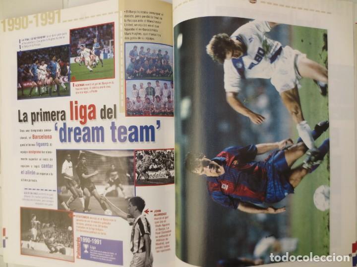 Coleccionismo deportivo: EL SIGLO DEL BARÇA - 100 AÑOS DE IMÁGENES - FC BARCELONA - LA VANGUARDIA - Foto 5 - 157937070