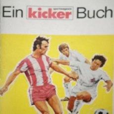 Coleccionismo deportivo: KICKER. - ALMANACH 1972.#. Lote 158470198